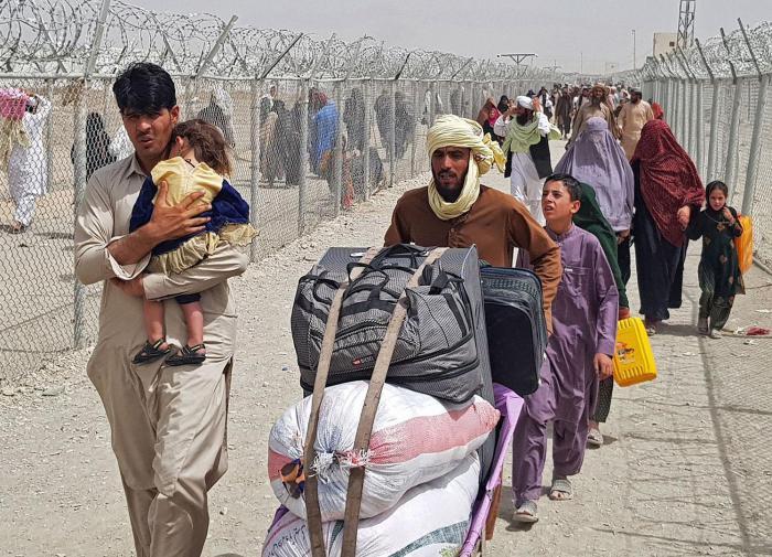 """Арестович: """"Пять тысяч афганских беженцев Украина точно выдержит"""""""