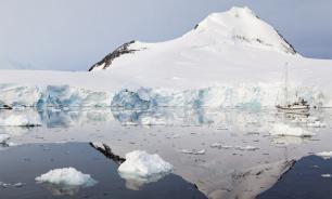 Подо льдами Антарктиды скрываются железные метеориты