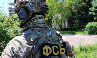 Силовики задержали участника блокады Крыма