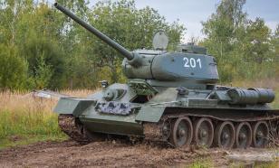 В Москве на Avito продают танк Т-34