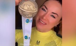Куклина рассказала о раннем допинг-контроле на чемпионате мира