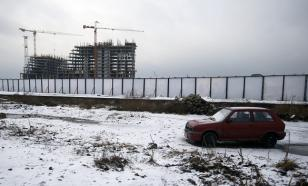 Аномальные морозы в Сербии стали причиной гибели шести человек