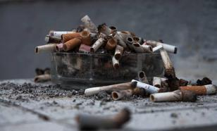 Врач: Люди должны считать табак наркотиком