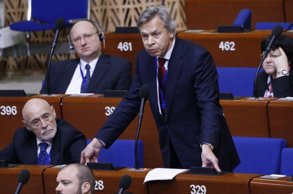 В Киеве сообщили о тайных договоренностях России и Запада насчет ПАСЕ