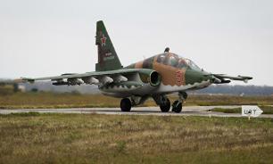 В Ставропольском крае обнаружили тела пилотов Су-25УБ