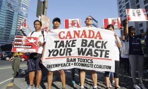 Заберите ваш мусор обратно: Азия объявила Западу войну
