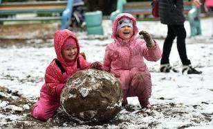 Метеорологи объяснили аномальное зимнее тепло