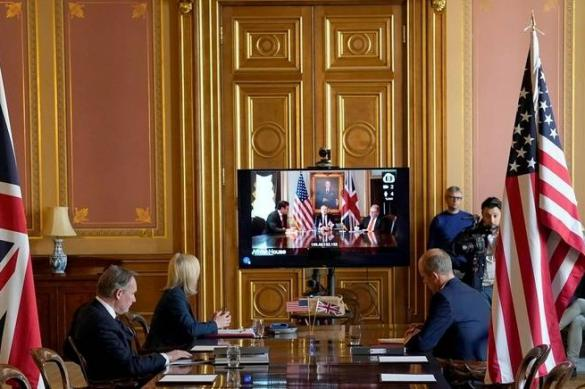 США и Великобритания начали торговые переговоры