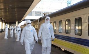 На Украине прогнозируют до 4 тысяч смертей от коронавируса