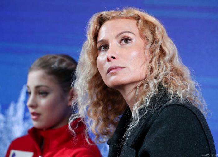 Тутберидзе и Плющенко отреагировали на информацию о переходе Трусовой