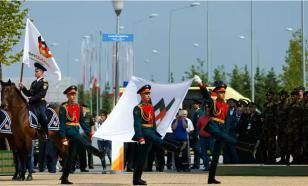 На церемонию открытия Армейских международных игр-2016 пришли 20 тысяч человек