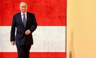 """Путин провоцирует: """"Австрия меня любит"""""""