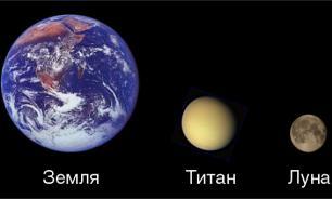 """NASA отправит на Титан """"Стрекозу"""" для поиска внеземной жизни"""
