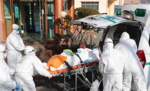 Число зараженных коронавирусом растет в Южной Корее