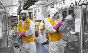 Аэропорт Пензы усилил меры профилактики коронавируса