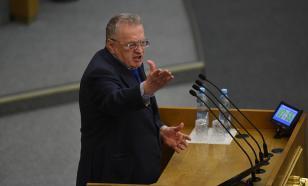 Жириновский предложил в два раза сократить число депутатов в России