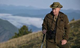 Песков рассказал, как Владимир Путин проводит выходные