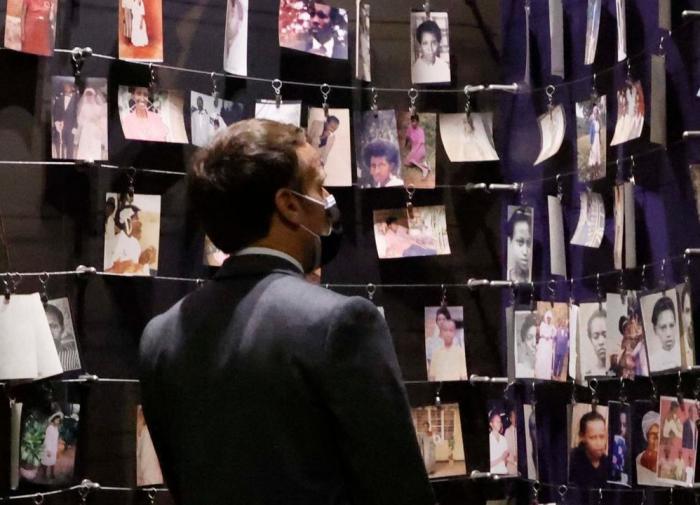 Макрон покаялся от имени Франции за геноцид в Руанде