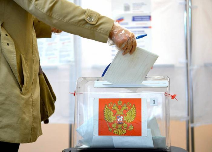 В Москве начался второй день голосования