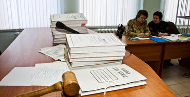 Присяжные признали Темерханова виновным в убийстве Юрия Буданова