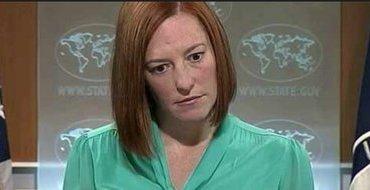 Джен Псаки: Права человека на Украине нарушают сепаратисты и русские, но доказательств этому нет