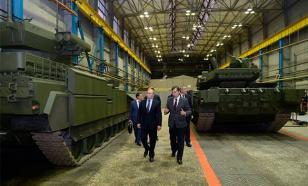 Уралвагонзавод отчитался о своей деятельности в 2015 году