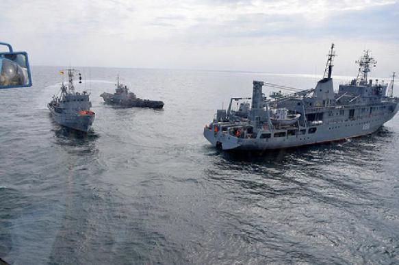В Москве не отвергают возможности обмена украинских моряков