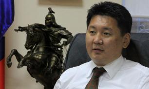 В Москву прилетел премьер-министр Монголии