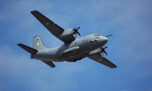 В Ираке разбился военный самолет
