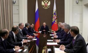 Путин обновил состав Совбеза РФ