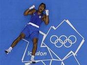 Джон Клиз, Лондон и олимпийский ужас