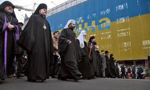 """Поместные церкви выступили против """"автокефалии"""" на Украине"""