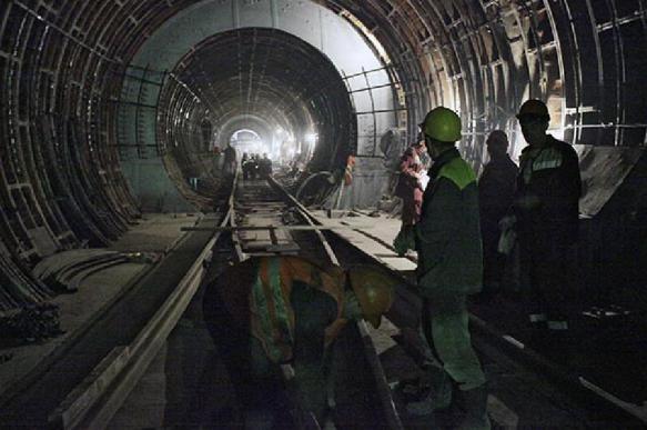 Участок красной линии метро в ТиНАО введут к концу года