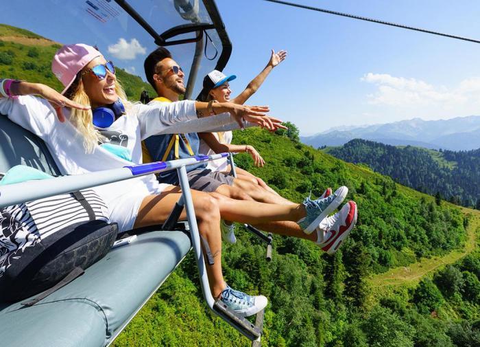 Туристический сезон в России продлится до ноября из-за COVID-19