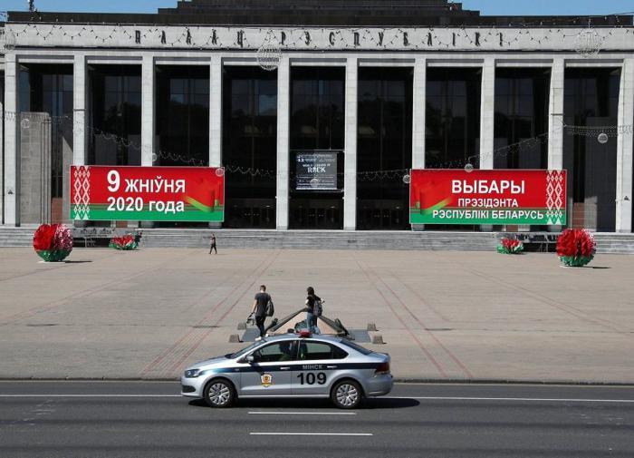 """""""Выборы состоялись"""": В Белоруссии явка превысила 50%"""