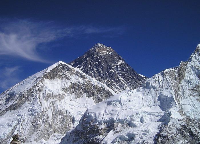 Китай намерен провести COVID-границу с Непалом на вершине Эвереста