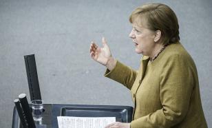 """Манёвр Меркель: о чём умолчала канцлер, рассказывая про """"СП-2"""""""