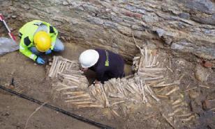 Древние стены из человеческих костей обнаружили в Бельгии