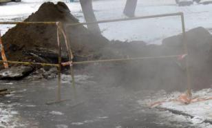 Коммунальщики стали виновниками утопления женщины в разрытой яме