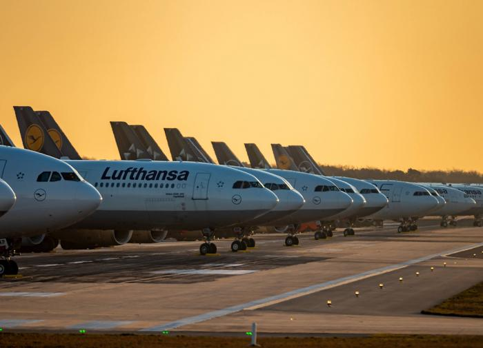 Европейский регулятор обязал авиакомпании облетать Белоруссию