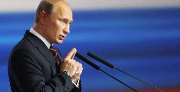Владимир Путин записал второе новогоднее обращение