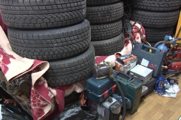 Рецидивист сядет на семь лет за многочисленные кражи из гаражей