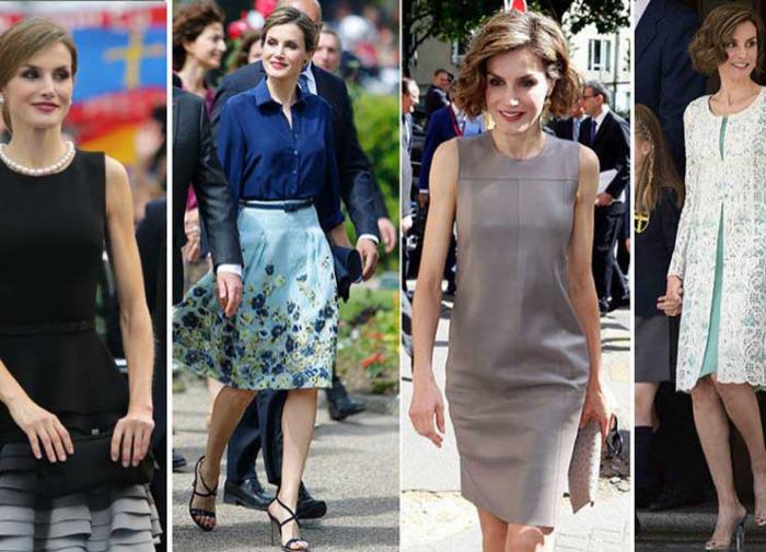 Стиль королевы: как одевается королева Испании Летисия