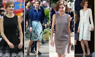 Стиль королевы: как одевается королева Испании Летиция