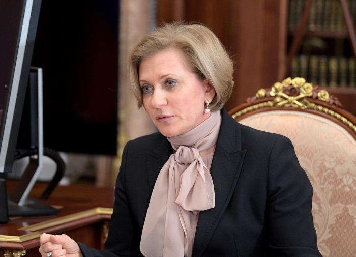 Попова не считает нужным блокировать экономику из-за COVID-19