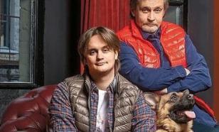 Сын Домогарова оказался удивительно похож на отца