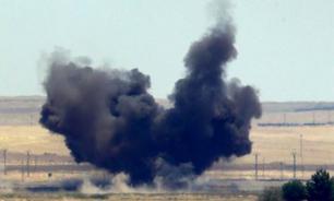 Боевики ИГИЛ запустили в небо презервативы со взрывчаткой