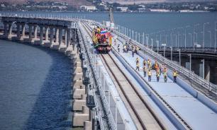 29 млрд рублей уже сэкономили перевозчики благодаря Крымскому мосту