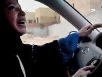 Женский автомобильный бунт в Саудовской Аравии.