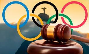 Спортивный суд не пустил российских легкоатлетов на Олимпиаду